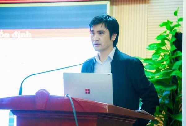TS. Trần Công Thắng – Viện trưởng Viện Chính sách và Chiến lược Phát triển Nông nghiệp Nông thôn