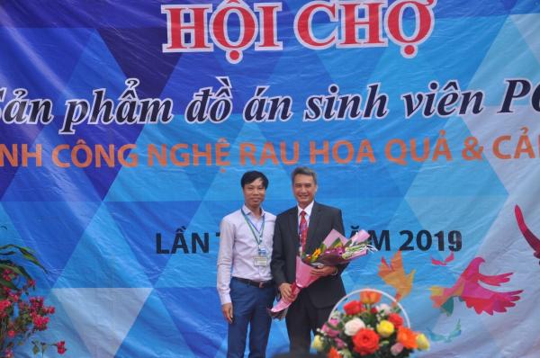 TS. Vũ Văn Tuấn - Phó trưởng ban CTCT&CTSV