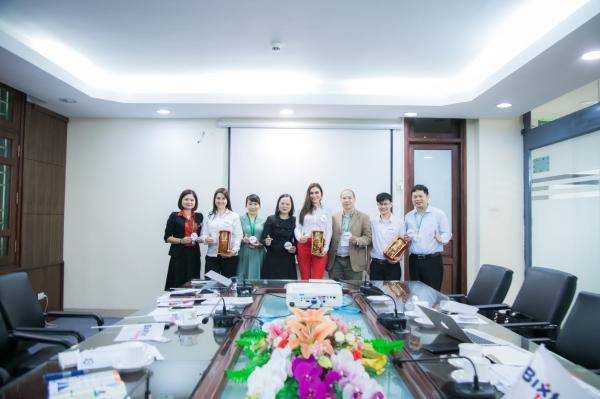 Tổ chức Bixter Work Đan Mạch đến thăm và làm việc tại Học viện Nông nghiệp Việt Nam