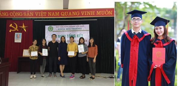 Trần Phương Duy - K58KHMTB (Male student, wearing glasses)