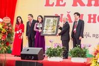 Học viện Nông nghiệp Việt Nam vinh dự đón Tổng bí thư Nguyễn Phú Trọng về dự lễ Khai giảng năm học 2018-2019