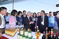 Tổng Bí thư, Chủ tịch nước Nguyễn Phú Trọng đánh giá cao thành tựu của Học viện Nông nghiệp Việt Nam