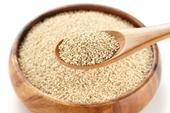 Công nghệ sản xuất bột dinh dưỡng giàu canxi và vitamin D từ hạt diêm mạch