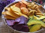 Công nghệ sản xuất các loại mứt dẻo tự nhiên từ quả hồng, chuối, táo…