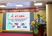 Lễ kỷ niệm Ngày Khoa học và Công nghệ Việt Nam 18 5 2018