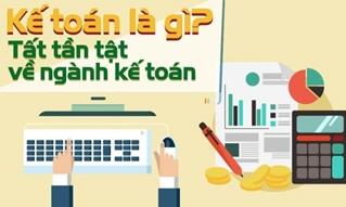 Kế toán – Bộ phận không thể thiếu trong các tổ chức