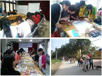Yamagata Students with Voluntary Japanese Classes at Hanoi University of Agriculture