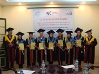 Lễ trao bằng khoá II chương trình đào tạo Thạc sĩ quốc tế về Kinh tế và Xã hội học nông thôn 2010 – 2011