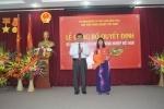 Lễ công bố các quyết định bổ nhiệm lãnh đạo Học viện Nông nghiệp Việt Nam