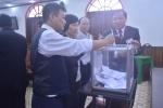 Hội nghị cán bộ chủ chốt Học viện Nông nghiệp Việt Nam