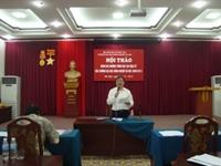 Hội thảo Đánh giá chương trình đào tạo thạc sĩ của Trường Đại học Nông nghiệp Hà nội 2009-2011