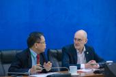 Chuyên gia tích tụ ruộng đất Hà Lan đến thăm và làm việc với Học viện Nông nghiệp Việt Nam
