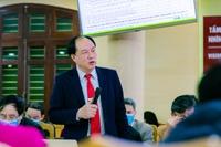 Hội nghị về hoạt động nhóm nghiên cứu mạnh và công bố quốc tế