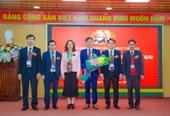 Tổ chức thành công Đại hội chi bộ khoa Quản lý đất đai nhiệm kỳ 2020-2023