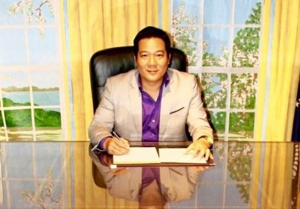 Ông Trần Mạnh Hải, cựu sinh viên VNUA (Khóa 44), Tham tán Bộ Khoa học và Công nghệ