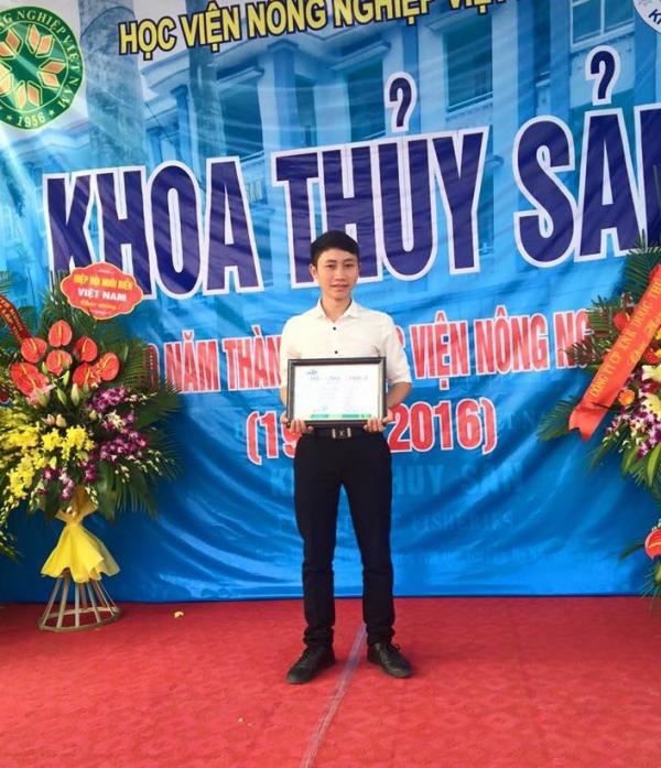 Phan Văn Lịch – K59 Bệnh học Thủy sản
