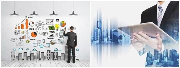 Sinh viên ngành Quản lý bất động sản được trang bị kiến thức chuyên môn và kỹ năng nghề nghiệp