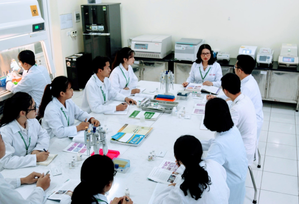"""Đảng ủy Học viện Nông nghiệp Việt Nam xác định """"Nghiên cứu khoa học là sức sống của trường đại học"""""""