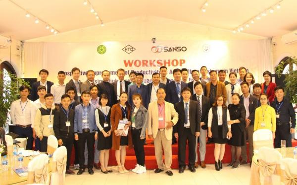 Giảng viên, sinh viên tham gia hội thảo quốc tế về bệnh thủy sản