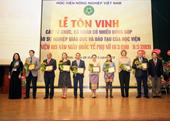 Vai trò lãnh đạo, chỉ đạo của Đảng ủy Học viện Nông nghiệp Việt Nam khóa XXIX, nhiệm kỳ 2015-2020 trong công tác hợp tác quốc tế