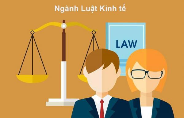 Ngành Luật Kinh tế là một trong những ngành học có nhiều thí sinh đăng ký xét tuyển (Ảnh: Internet)