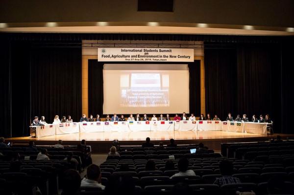 Sinh viên Học viện tham dự International Student Summit tổ chức bởi Trường Đại học Nông nghiệp Tokyo, Nhật Bản