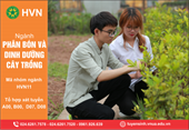Cơ hội việc làm của sinh viên tốt nghiệp ngành Phân bón và Dinh dưỡng cây trồng