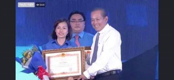 Đoàn Thanh niên Học viện được Thủ tướng Chính phủ tặng Bằng khen vì có thành tích tiêu biểu, xuất sắc trong Chiến dịch Thanh niên tình nguyện hè, góp phần vào sự nghiệp xây dựng chủ nghĩa xã hội và bảo vệ Tổ quốc