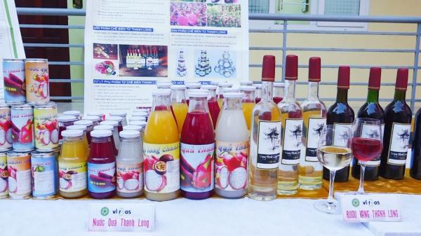 Một số sản phẩm nghiên cứu khoa học của giảng viên, sinh viên khoa Công nghệ thực phẩm