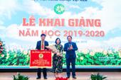 Những dấu ấn nổi bật của Công đoàn Học viện Nông nghiệp Việt Nam trong 5 năm qua 2015-2020