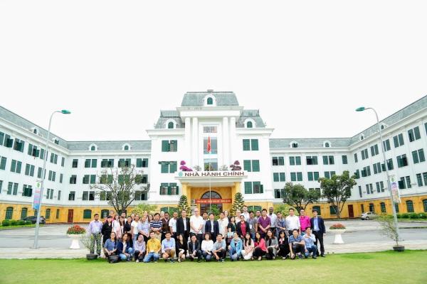 Giảng viên và sinh viên tham gia Hội thảo quốc tế tại Học viện