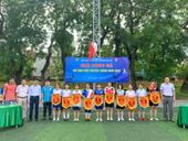 Khai mạc Giải bóng đá nữ sinh viên truyền thống năm 2020