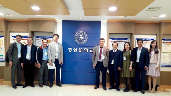 Học viện Nông nghiệp Việt Nam hợp tác đào tạo cùng Trường Đại học Gyeongsang, Hàn Quốc