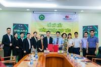 Lễ ký thỏa thuận hợp tác về đào tạo, nghiên cứu khoa học và chuyển giao công nghệ với Công ty TNHH Mediworld