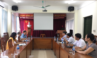 Lãnh đạo Đại học Nông Lâm Huế thăm và làm việc với khoa Chăn nuôi – Học viện Nông nghiệp Việt Nam