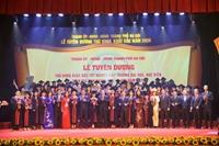 Hai thủ khoa xinh đẹp, tài năng của Học viện Nông nghiệp Việt Nam được vinh danh tại Cung Thiếu nhi Hà Nội