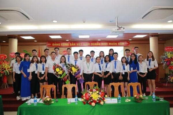 BCH Hội Sinh viên Học viện khóa XIV, nhiệm kỳ 2018 – 2020