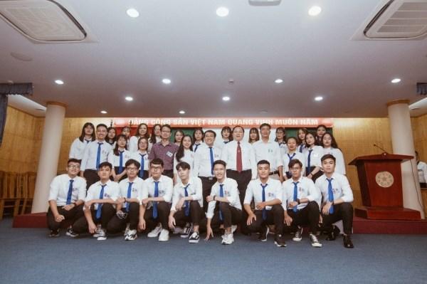 BCH Hội Sinh viên Học viện khóa XV, nhiệm kỳ 2020-2023