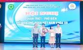 Quán triệt, phổ biến Điều lệ Công đoàn Việt Nam khóa XII cho cán bộ, viên chức, người lao động Học viện Nông nghiệp Việt Nam