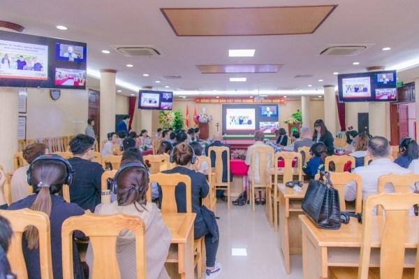 Hội thảo trực tuyến về chế độ ăn uống tốt cho sức khỏe do Đại sứ quán Cộng hòa Ý tại Việt Nam phối hợp cùng Viện Dinh dưỡng tổ chức