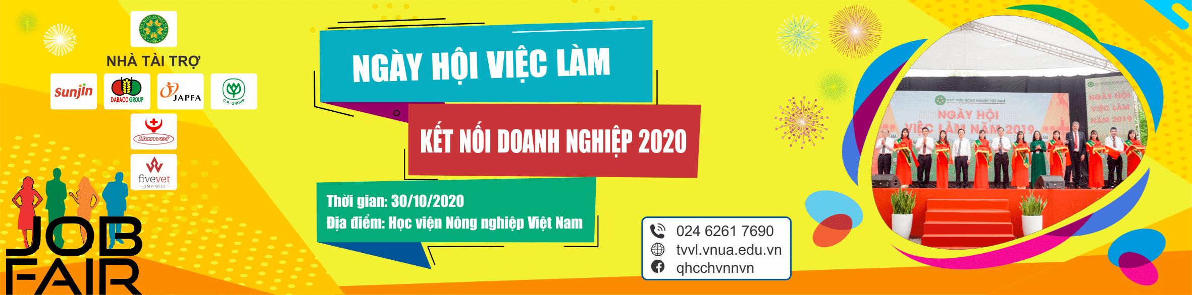 Ngày Hội việc làm 2020