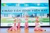 Ấn tượng chương trình chào Tân sinh viên Khóa 65 Khoa Kế toán và Quản trị kinh doanh
