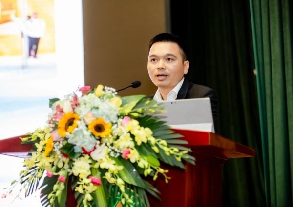 Ông nguyễn Đình Cường – Giám đốc Công ty TNHH JCT Việt Nam chia sẻ về cơ hội nghề nghiệp