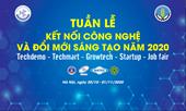 Ngày 30 10 – 01 11 2020 tại Học viện Nông nghiệp Việt Nam Diễn ra Tuần lễ Kết nối công nghệ và Đổi mới sáng tạo năm 2020 Techdemo - Techmart - Growtech - Job fair - Startup