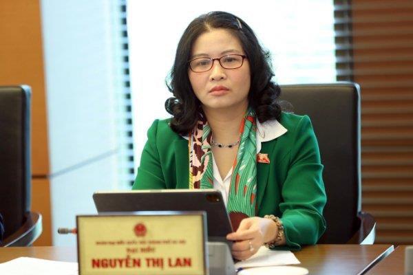 GS.TS Nguyễn Thị Lan - Bí thư Đảng ủy, Giám đốc Học viện Nông nghiệp Việt Nam, Đại biểu Quốc hội khóa XIV