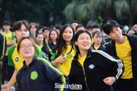 Gần 20 000 sinh viên tham gia giải chạy ủng hộ đồng bào miền Trung