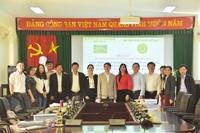 """Nghiệm thu đề tài """"Phát triển kinh tế hợp tác xã gắn với xây dựng nông thôn mới Kinh nghiệm một số địa phương trong nước và giải pháp cho tỉnh Sơn La"""""""