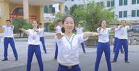Học viện Nông nghiệp Việt Nam là một trong 5 đơn vị có tác phẩm dự thi xuất sắc nhất cuộc thi sáng tạo Video clip bài tập thể dục giữa giờ trong công nhân, viên chức, lao động