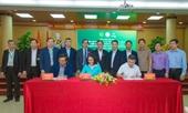 Lễ ký kết thỏa thuận hợp tác với UBND tỉnh Ninh Thuận và Tập đoàn Trung Nam