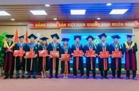 Lễ Bế giảng và trao Bằng tốt nghiệp, bậc đào tạo Thạc sĩ năm 2020